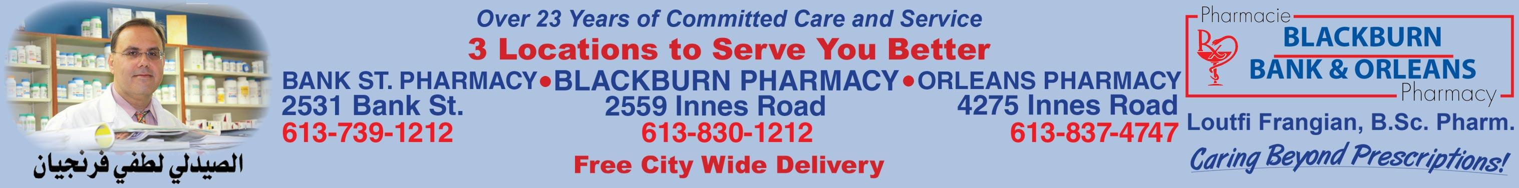 Lou Frangian - Pharmacies