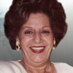 Obituary – Angele Mahfouz