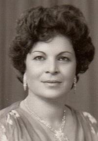 Fortieth-Day Memorial – Bernadette Nayel