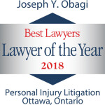 Joseph Y.  Obagi – 2018 Lawyer of the Year
