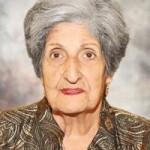 Obituary – Françoise Karouachan Semaan