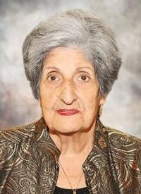 Fortieth-Day Memorial – Françoise Karouachan Semaan