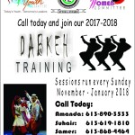 APAC Youth Dabke Training  2017 – 2018