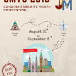 Canadian Melkite Youth Convention 2018