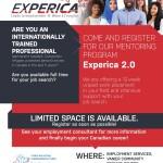 Mentoring Program for Internationally Trained Professionals