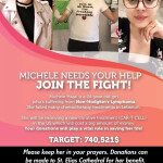 Fundraising for Michele Hajal