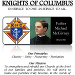 Knights of Columbus at Sts. Peter & Paul Parish
