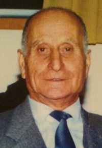 Fortieth-Day Memorial – Elias Abou Malhab