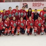 Please Support the Lebanese Women's Hockey Team
