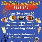 2019 Sts. Peter & Paul Parish Festival