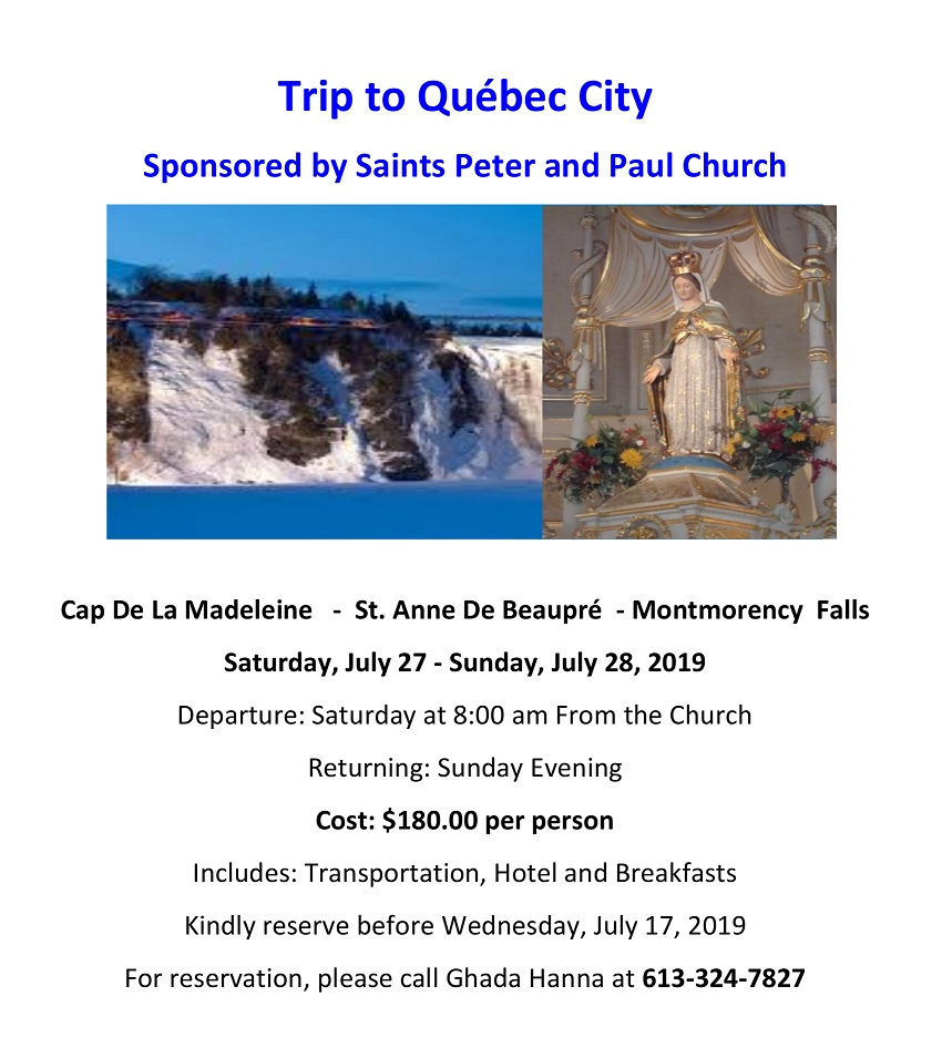20190727-Trip to Quebec
